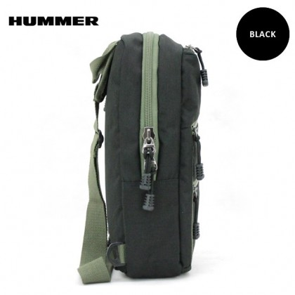 HUMMER Cross Bodypack 3 Colors