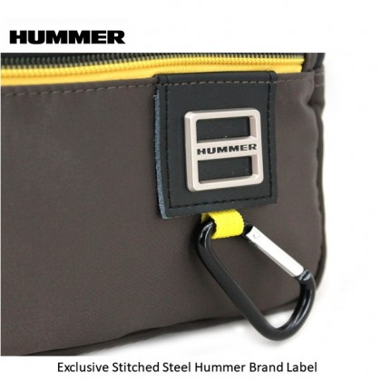 HUMMER 24.5CM Toiletries Bag 3 Colors