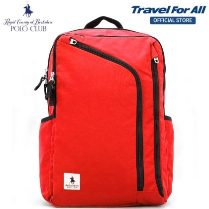 RCB POLO CLUB 45CM CASUAL 6-COMPARTMENT BACKPACK (3 Colors)