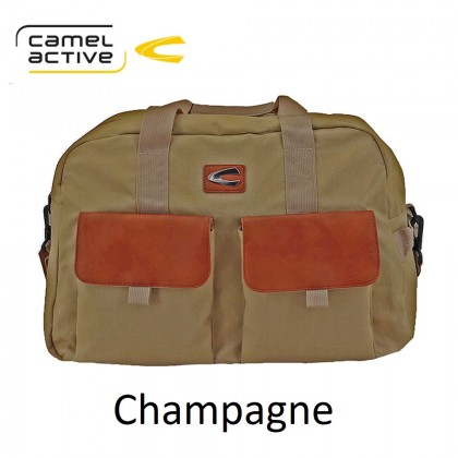 Camel Active 18 inch Adventure Canvas Travel Bag