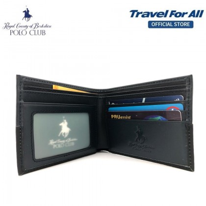 RCB Polo Club Men's Leather Wallet (15322104)