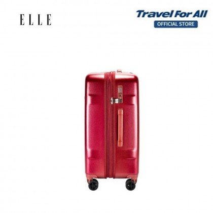 ELLE 24-Inch Luggage Chic Collection Hard Luggage (2 Colors)