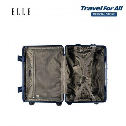 ELLE 24-Inch Luggage Trojan Collection Hard Luggage Aeroslim Frame (2 Colors)