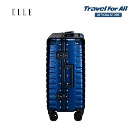 ELLE 28-Inch Luggage Trojan Collection Hard Luggage Aeroslim Frame (2 Colors)